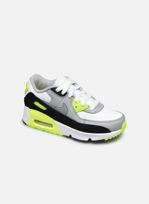 Trainers Nike Nike Air Max 90 Ltr (Ps) Grey detailed view/ Pair view