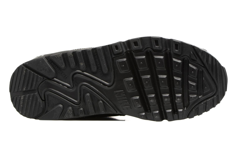 Baskets Nike Nike Air Max 90 Ltr (Ps) Noir vue haut