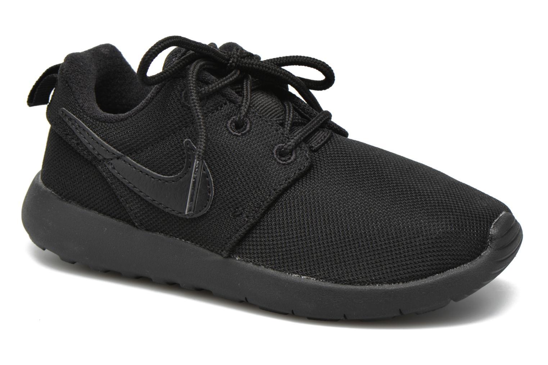 Baskets Nike Nike Roshe One (Ps) Noir vue détail/paire