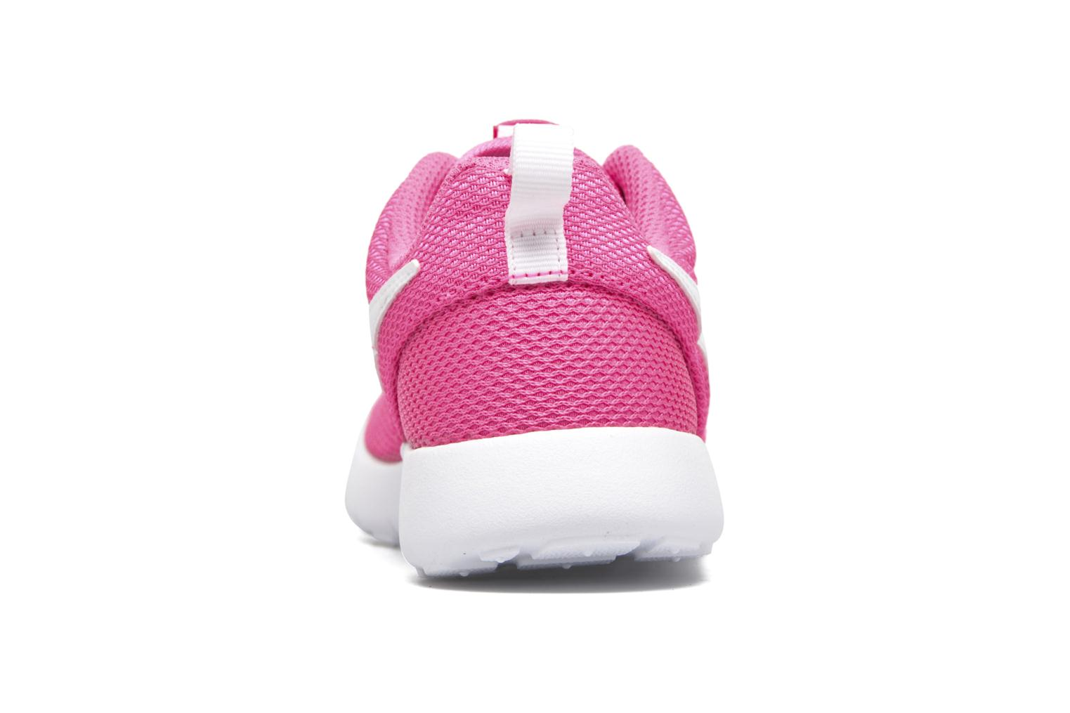 Baskets Nike Nike Roshe One (Ps) Rose vue droite