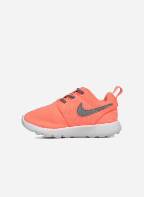 Sneaker Nike Nike Roshe One (Tdv) orange ansicht von vorne