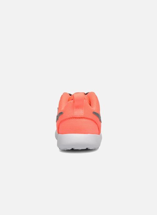 Sneaker Nike Nike Roshe One (Tdv) orange ansicht von rechts