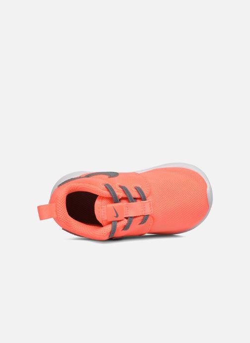 Sneaker Nike Nike Roshe One (Tdv) orange ansicht von links