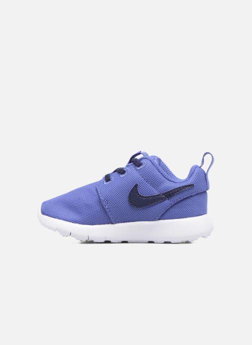 Deportivas Nike Nike Roshe One (Tdv) Azul vista de frente