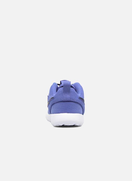 Sneaker Nike Nike Roshe One (Tdv) blau ansicht von rechts