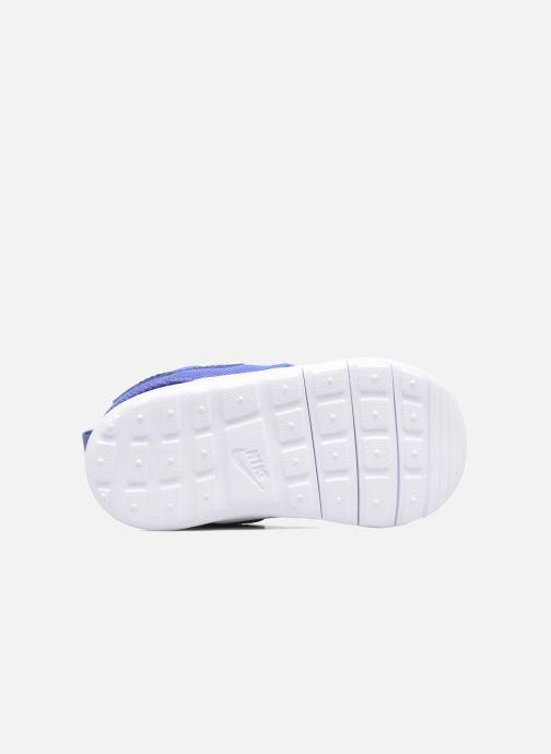 Baskets Nike Nike Roshe One (Tdv) Bleu vue haut