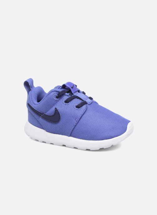 Baskets Nike Nike Roshe One (Tdv) Bleu vue détail/paire
