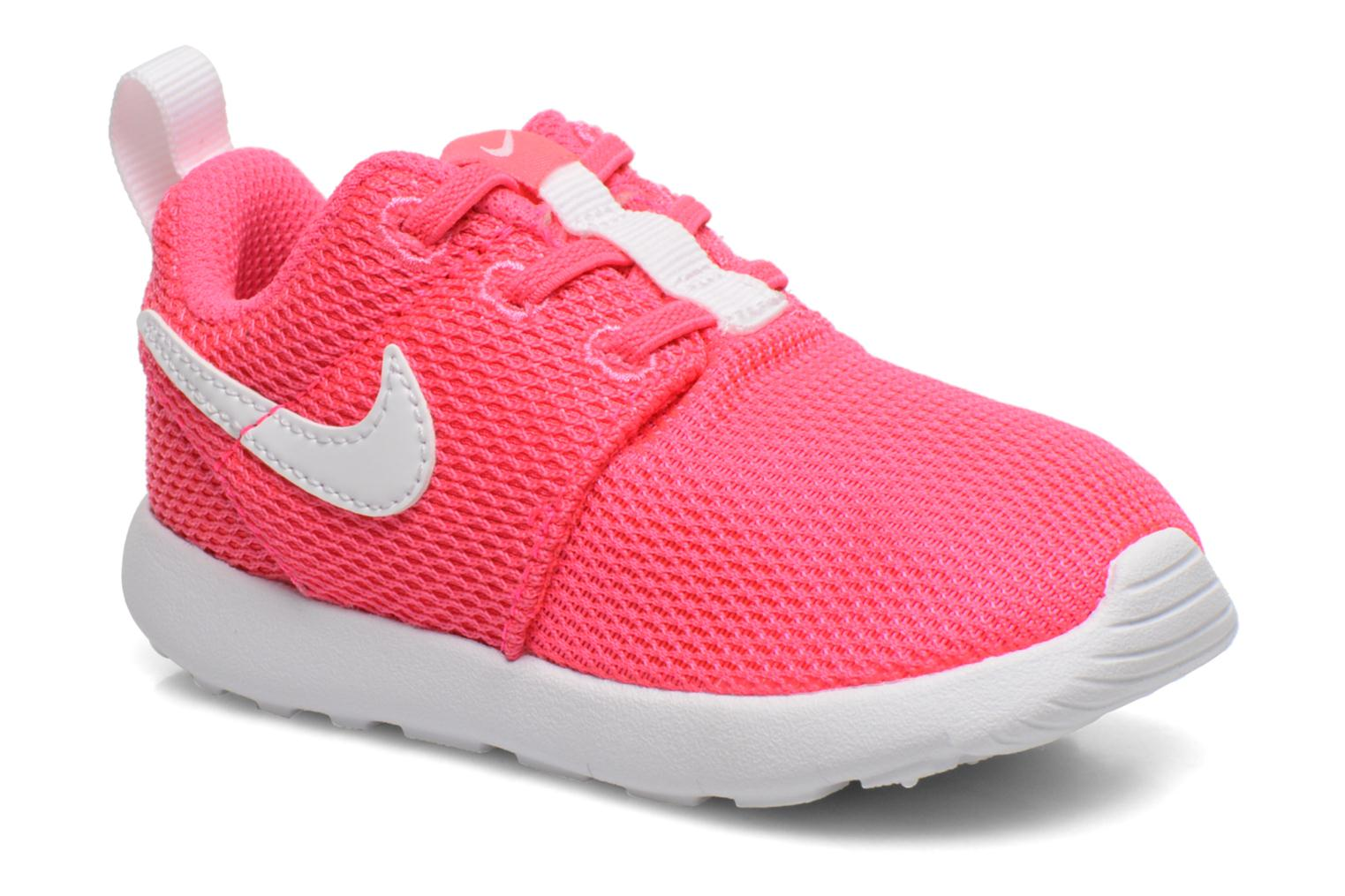 Baskets Nike Nike Roshe One (Tdv) Rose vue détail/paire
