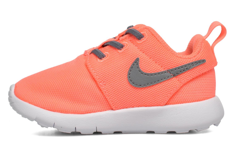 Sneakers Nike Nike Roshe One (Tdv) Arancione immagine frontale