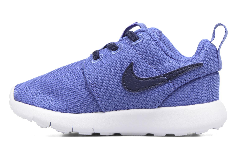 Baskets Nike Nike Roshe One (Tdv) Bleu vue face
