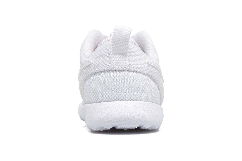 Baskets Nike Nike Roshe One (Tdv) Blanc vue droite