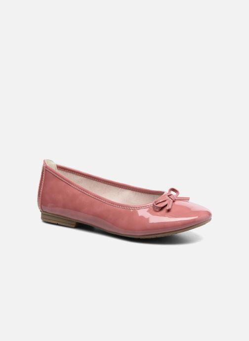 Ballerines Jana shoes Aciego Rose vue détail/paire