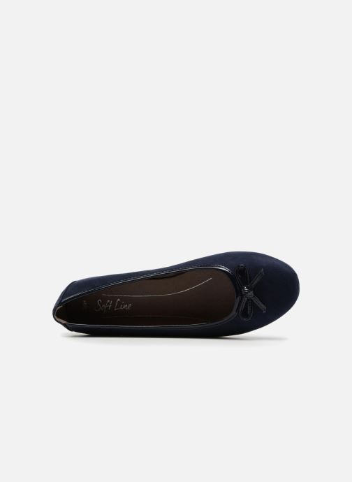 Jana Sarenza322333 Chez Shoes Jana AciegoazulBailarinas KcTl3F1J