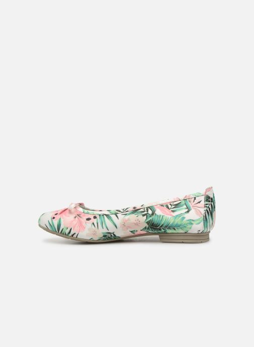 Ballerines Jana shoes Aciego Multicolore vue face