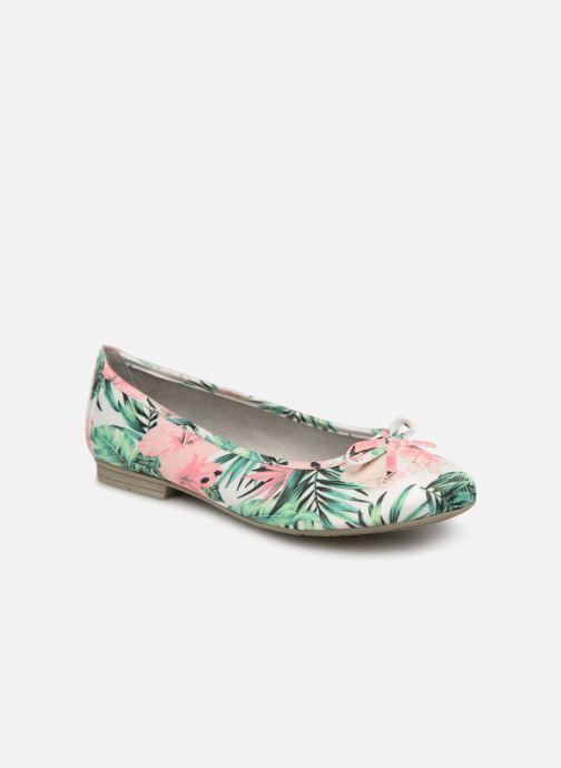 Ballerines Jana shoes Aciego Multicolore vue détail/paire