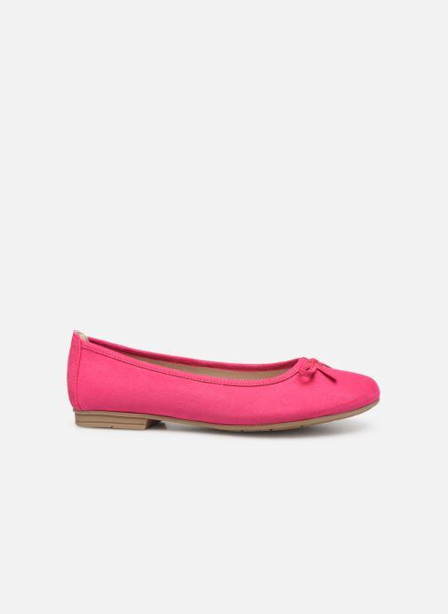 Ballerines Jana shoes Aciego Rose vue derrière