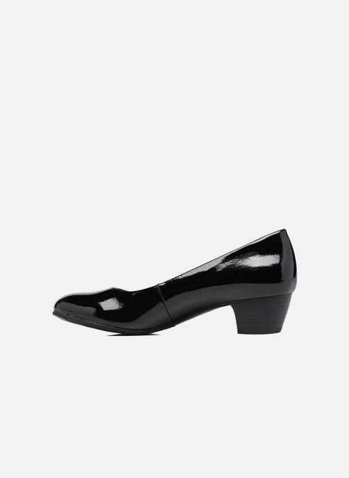 Escarpins Jana shoes Zudiri Noir vue face