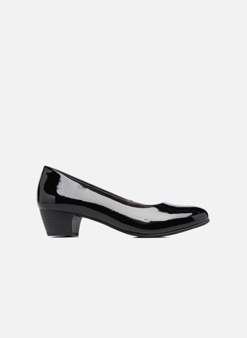 Escarpins Jana shoes Zudiri Noir vue derrière
