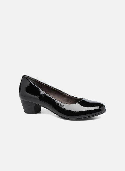 Escarpins Jana shoes Zudiri Noir vue détail/paire