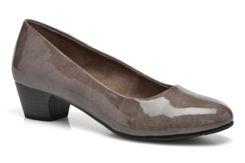 Escarpins Jana shoes Zudiri Beige vue détail/paire