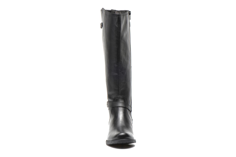 Bottes Arima pour Elle Felicia Noir vue portées chaussures
