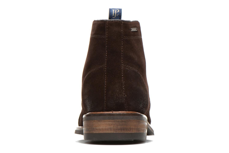 Bottines et boots Pepe jeans Stephen Marron vue droite