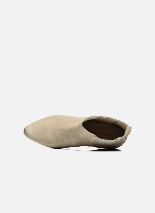 Stiefeletten & Boots Pepe jeans Redford Half beige ansicht von links