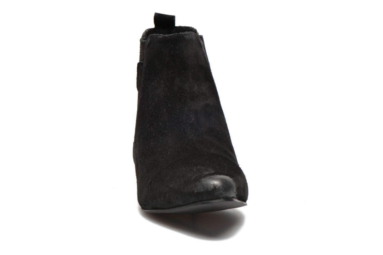 Botines  Pepe jeans Redford Half Negro vista del modelo