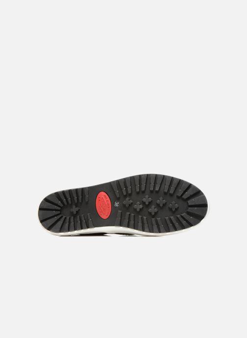 Sneaker Pepe jeans Ripley Slip-On weinrot ansicht von oben
