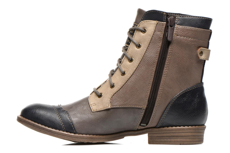 Bottines et boots Mustang shoes Toldil Multicolore vue face