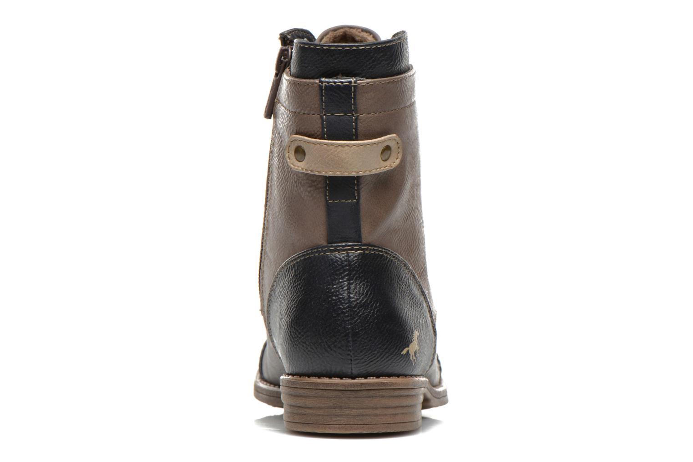 Bottines et boots Mustang shoes Toldil Multicolore vue droite
