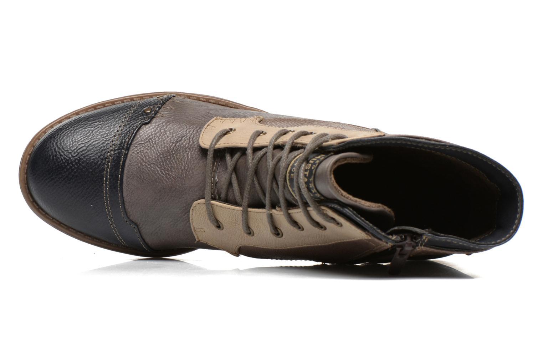 Bottines et boots Mustang shoes Toldil Multicolore vue gauche