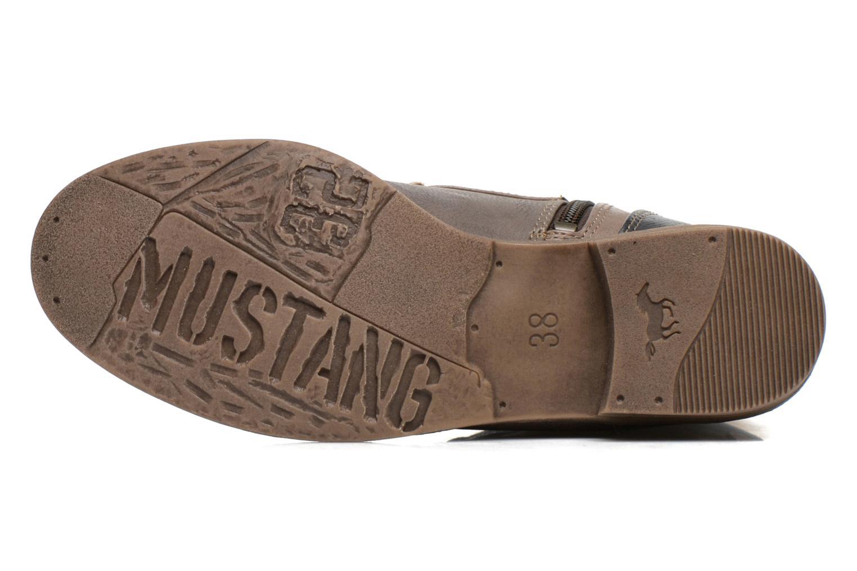 Bottines et boots Mustang shoes Toldil Multicolore vue haut