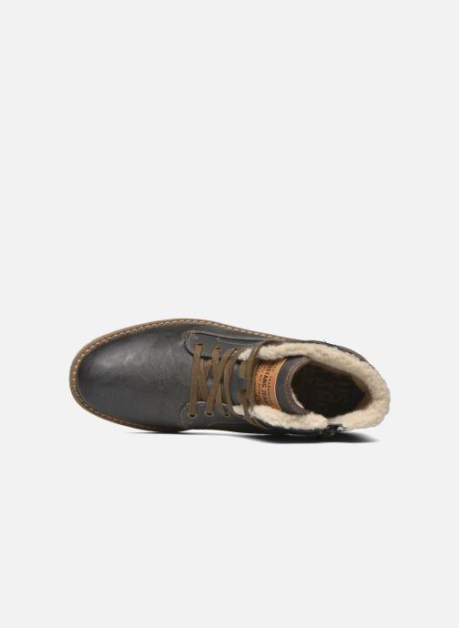 Stivaletti e tronchetti Mustang shoes Legsar Grigio immagine sinistra