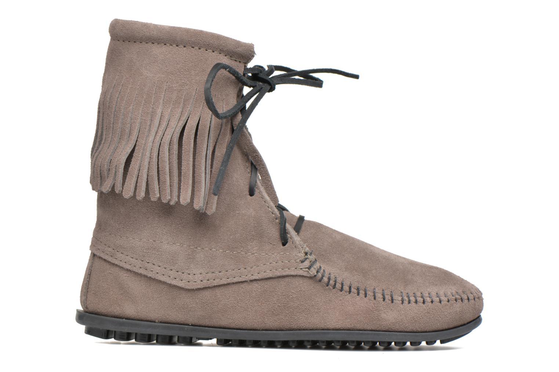 Bottines et boots Minnetonka Tramper Bt Gris vue derrière