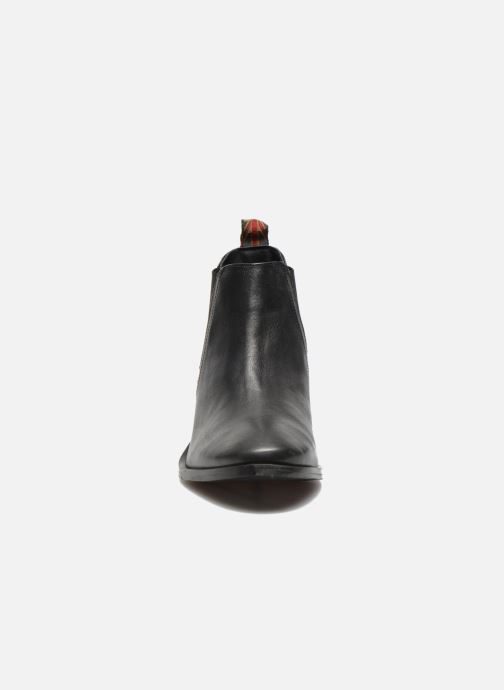 Boots en enkellaarsjes Pepe jeans Angie Special Zwart model