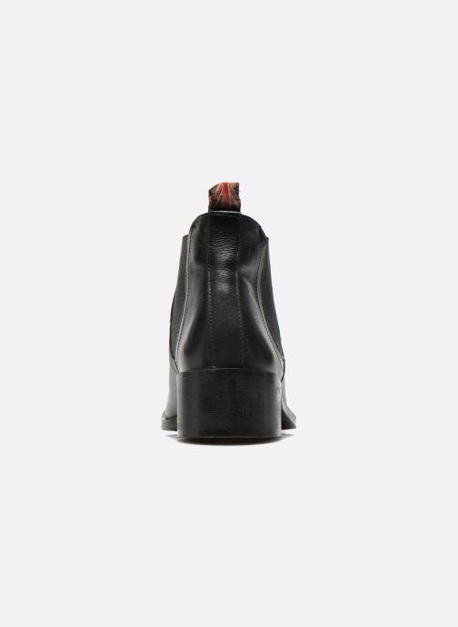 Boots en enkellaarsjes Pepe jeans Angie Special Zwart rechts
