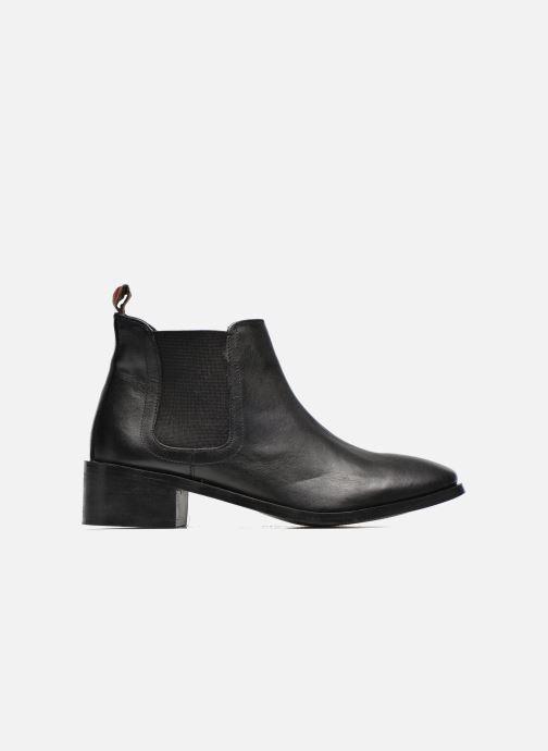 Boots en enkellaarsjes Pepe jeans Angie Special Zwart achterkant
