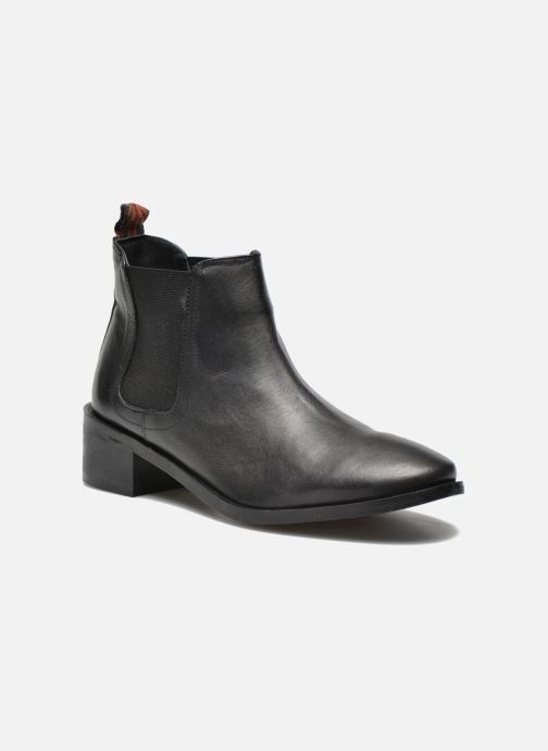 Boots en enkellaarsjes Pepe jeans Angie Special Zwart detail