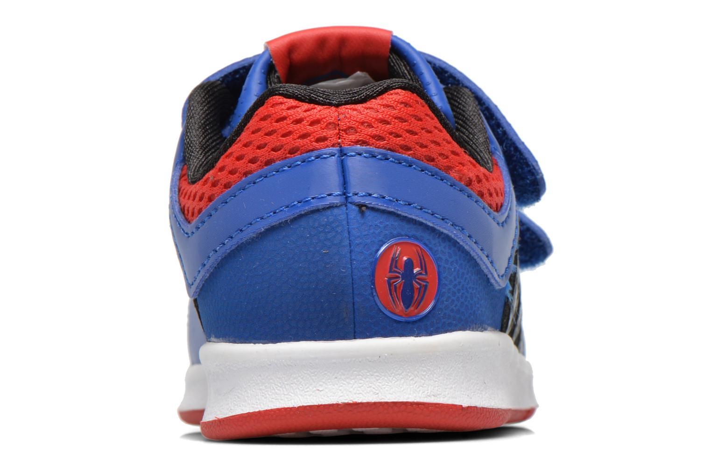 Baskets Adidas Performance LK Spider-Man CF I Bleu vue droite