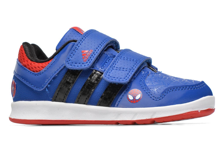 Baskets Adidas Performance LK Spider-Man CF I Bleu vue derrière