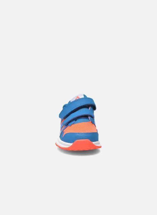 Chaussures de sport adidas performance Snice 4 CF I Bleu vue portées chaussures