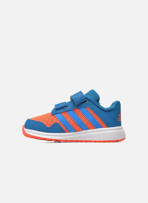 Sport shoes adidas performance Snice 4 CF I Blue front view