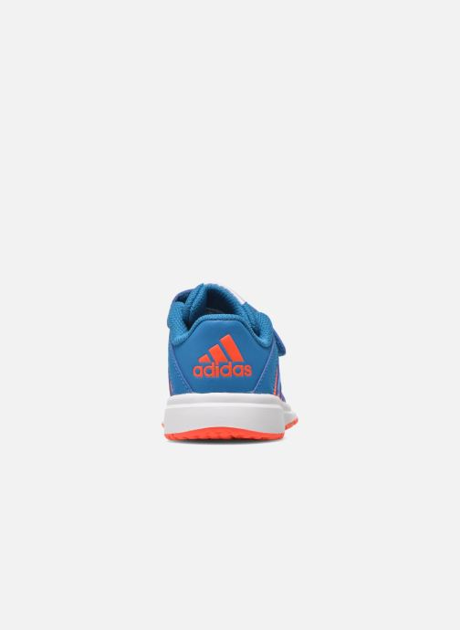 Sport shoes adidas performance Snice 4 CF I Blue view from the right