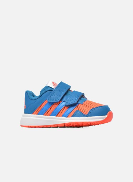 Sport shoes adidas performance Snice 4 CF I Blue back view