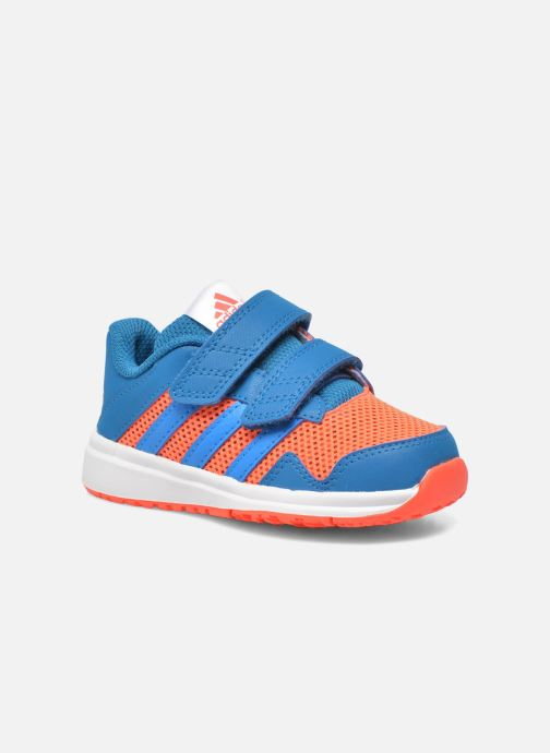 Sport shoes adidas performance Snice 4 CF I Blue detailed view/ Pair view