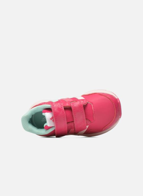 Zapatillas de deporte adidas performance Snice 4 CF I Rosa vista lateral izquierda