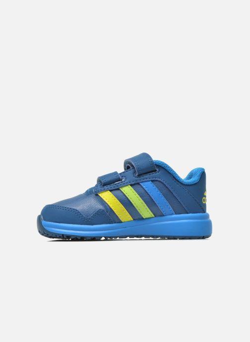 Zapatillas de deporte adidas performance Snice 4 CF I Azul vista de frente