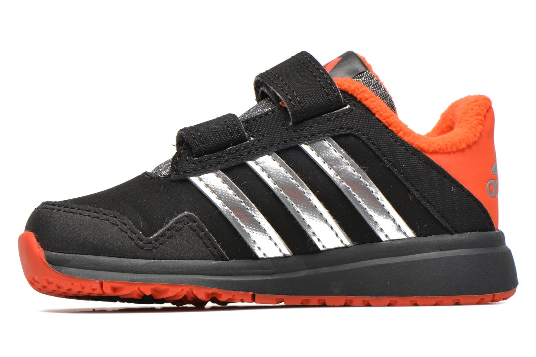 Chaussures de sport Adidas Performance Snice 4 CF I Noir vue face