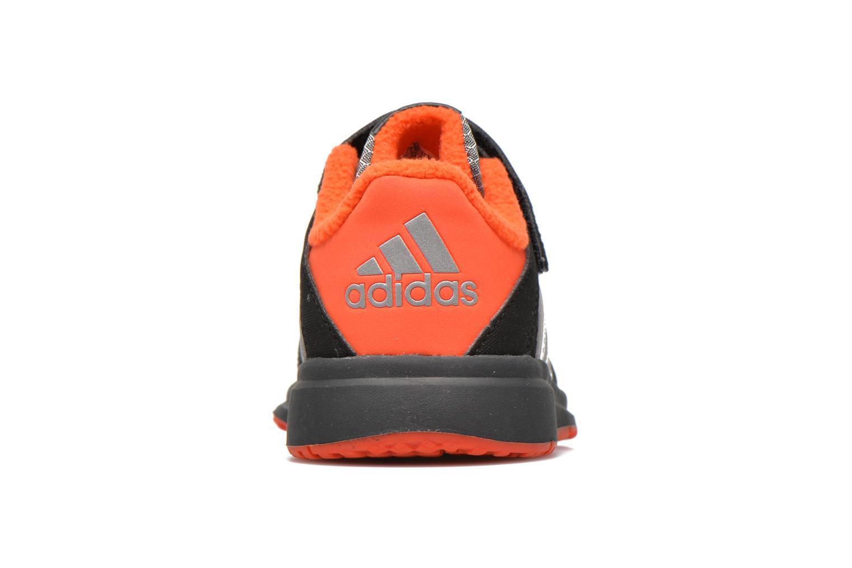 Chaussures de sport Adidas Performance Snice 4 CF I Noir vue droite